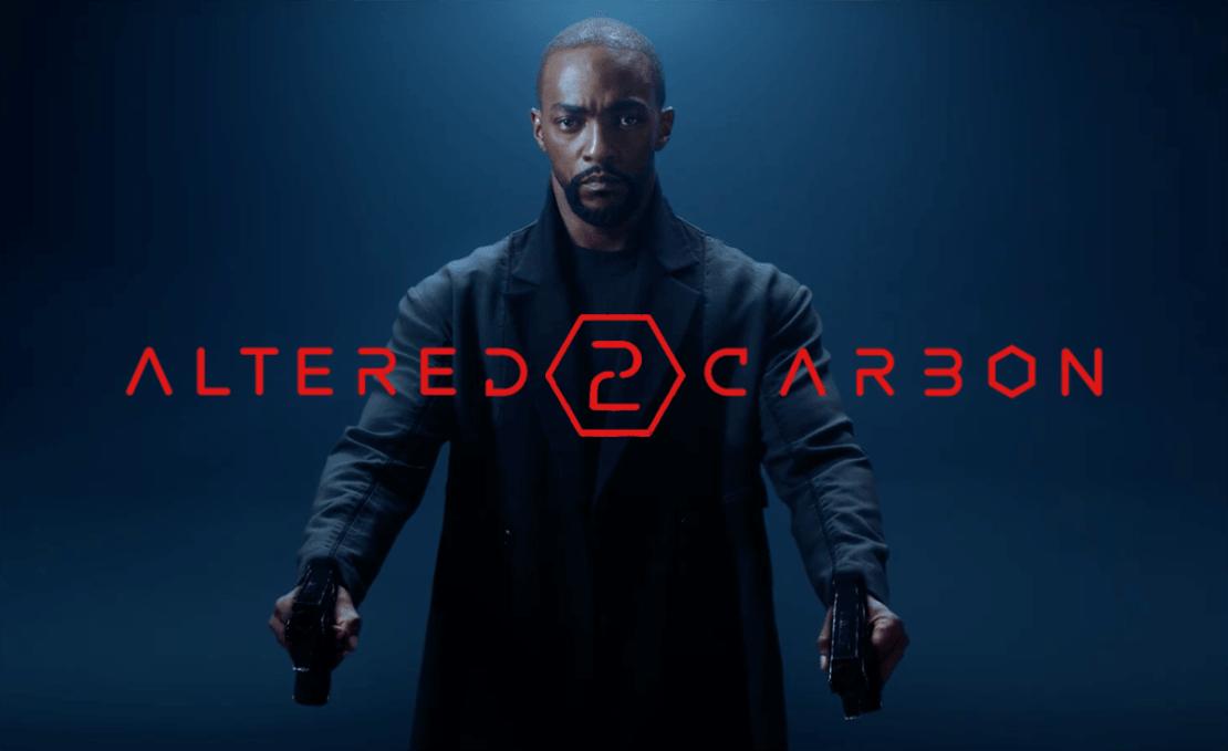 Anthony Mackie Altered Carbon 2 (Netflix, 2020)
