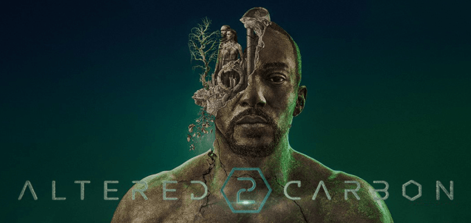 Altered Carbon: sezon 2. Anthony Mackie