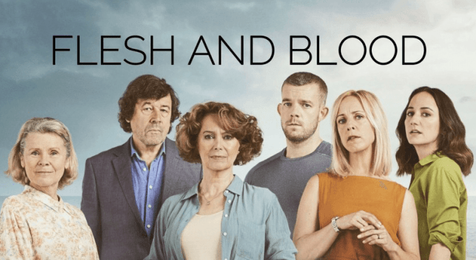 "Miniserial ""Flesh and Blood"" (iTV, 2019)"