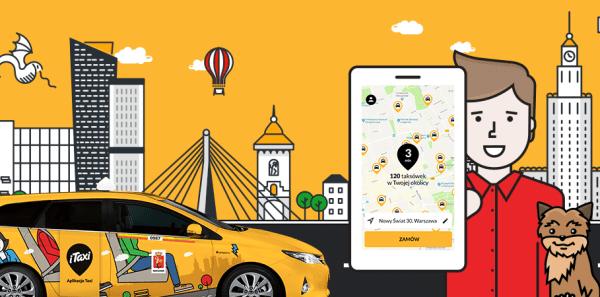 Rok 2019 w iTaxi: kursy co 15 s i dojazd do klienta w 5 min!