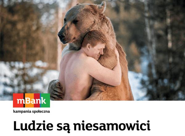 Ludzie są niesamowici – nowa kampania mBanku dotycząca cyberbezpieczeństwa