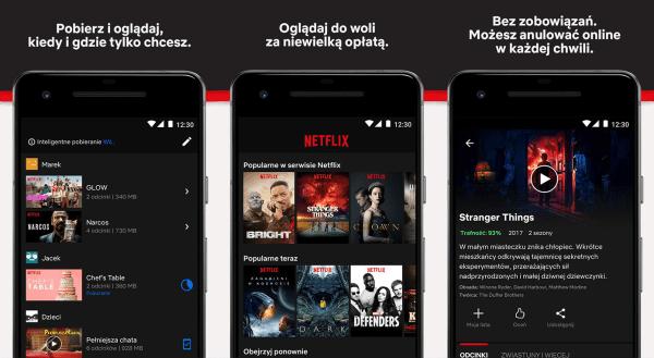 Netflix testuje tańsze plany mobilne w Polsce