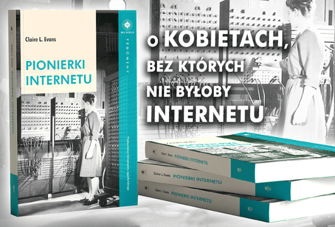 """Pionierki Internetu"" - książka"