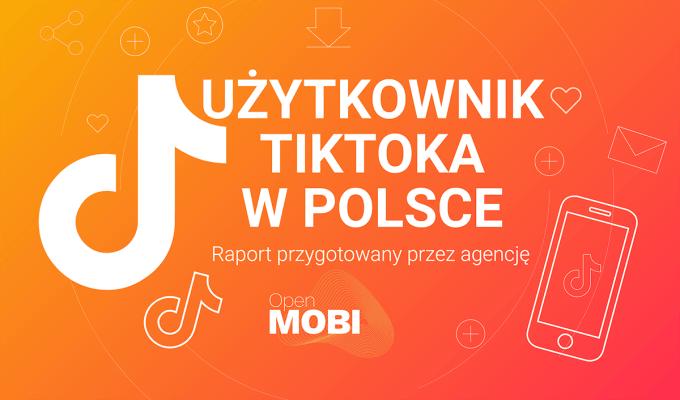Użytkownik TikToka w Polsce