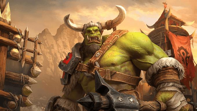 Warcraft III: Reforged (Orkowie)