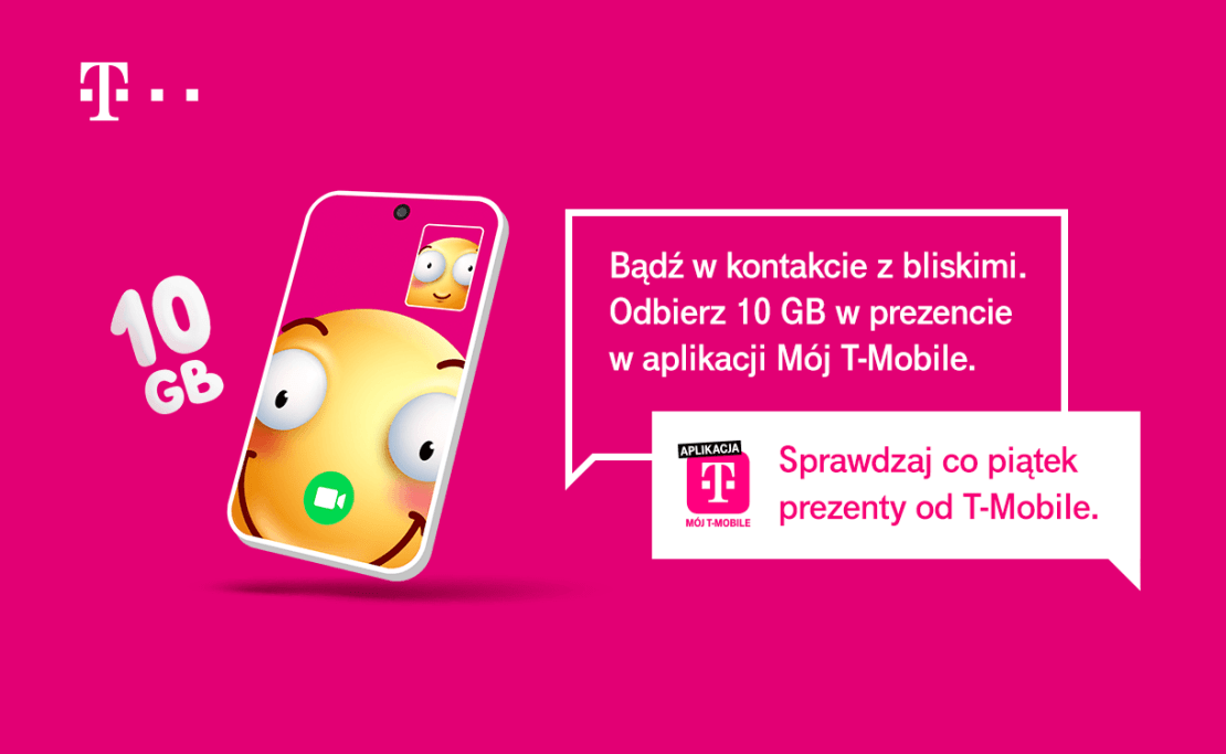T-Mobile 10 GB Happy Fridays