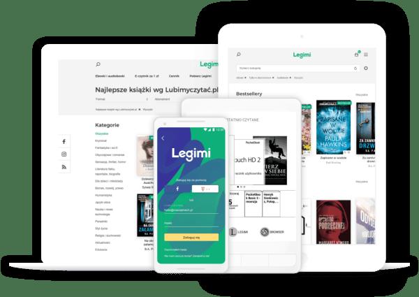 Dostęp do serwisów Legimi iTIDAL dla klientów T-Mobile