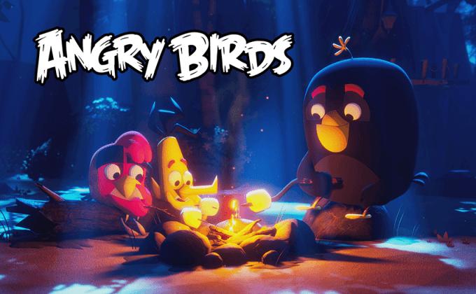 Angry Birds: Summer Madness (Netflix, Rovio, 2021)