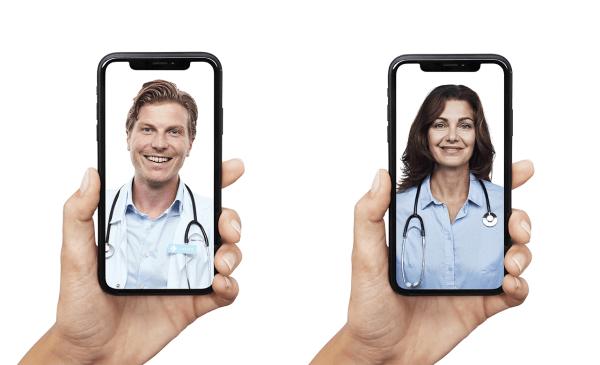 Care Connect by KRY do konsultacji medycznych online