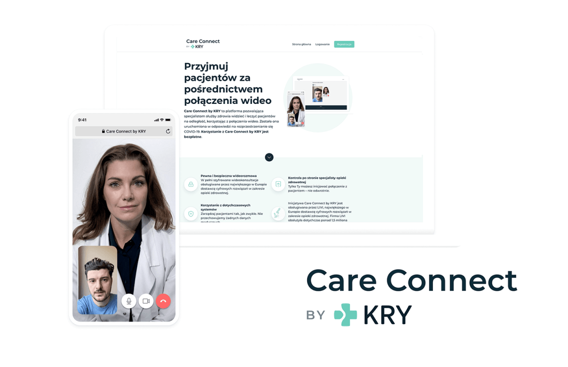 Care Connect by KRY