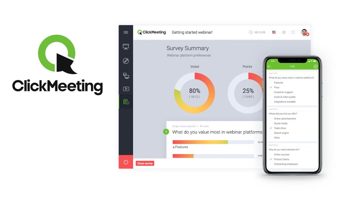 Aplikacja ClickMeeting