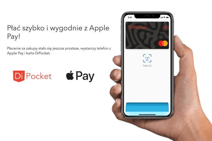 Apple Pay w Dipocket