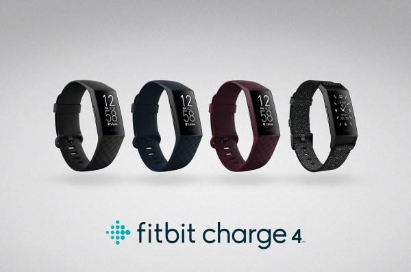 Premiera Fitbit Charge 4 z bestselerowej rodziny trackerów Fitbit