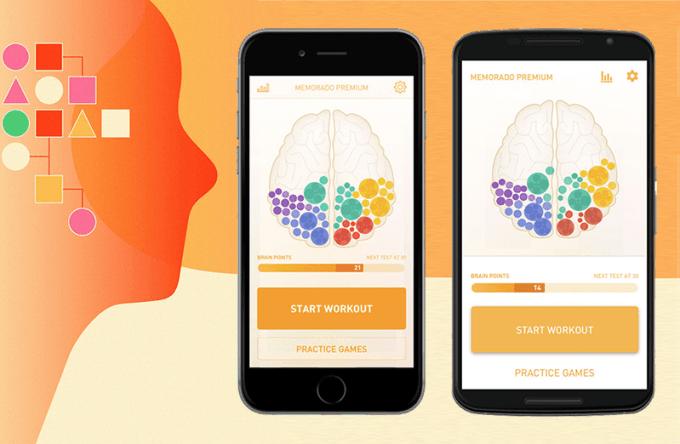 GEIST (Memorado) aplikacja do treningu mózgu
