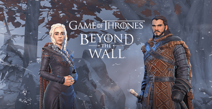Gra mobilna Game of Thrones Beyond the Wall