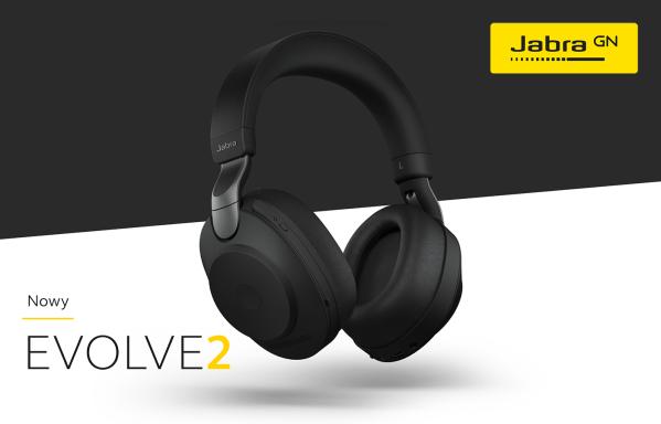 Linia słuchawek Jabra Evolve2 wyznacza nowy standard biznesowy