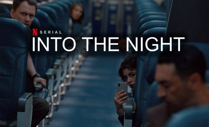 "Serial ""Kierunek: Noc"" (Into the Night – Netflix"