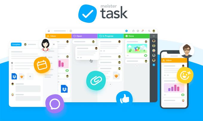 MeisterTask - app