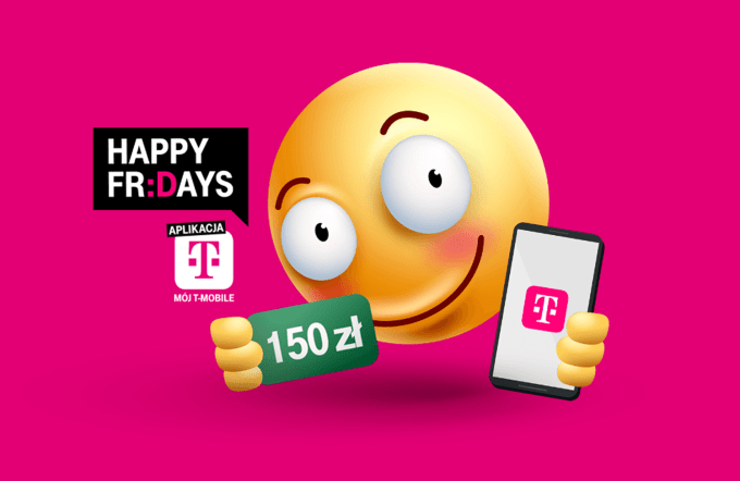 Kod rabatowy do 150 zł na telefony w T-Mobile