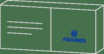 Wzór opakowania leków (Adamed)