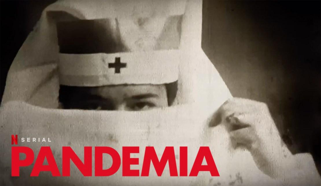 """""""Pandemia"""" – Netflix"""