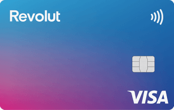Karta Visa z nowym logo Revolut