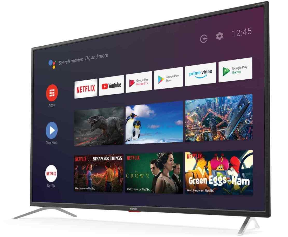 Telewizor Sharp AQUOS BL Android TV