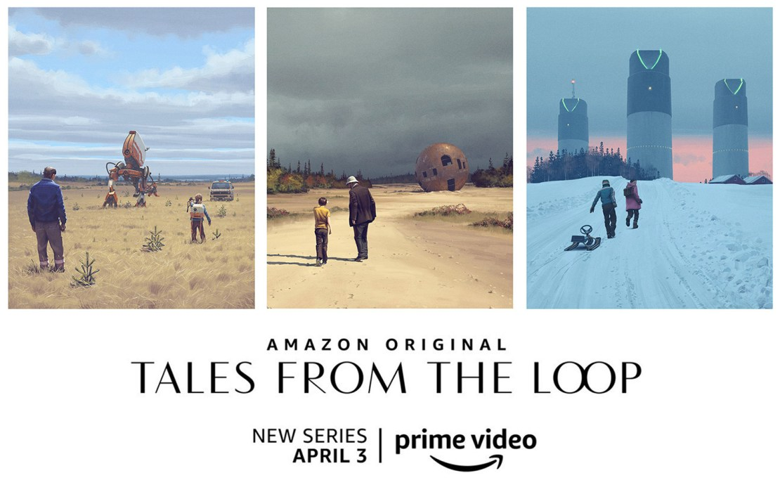 """""""Tales from the Loop"""" Amazon Original (2020)"""