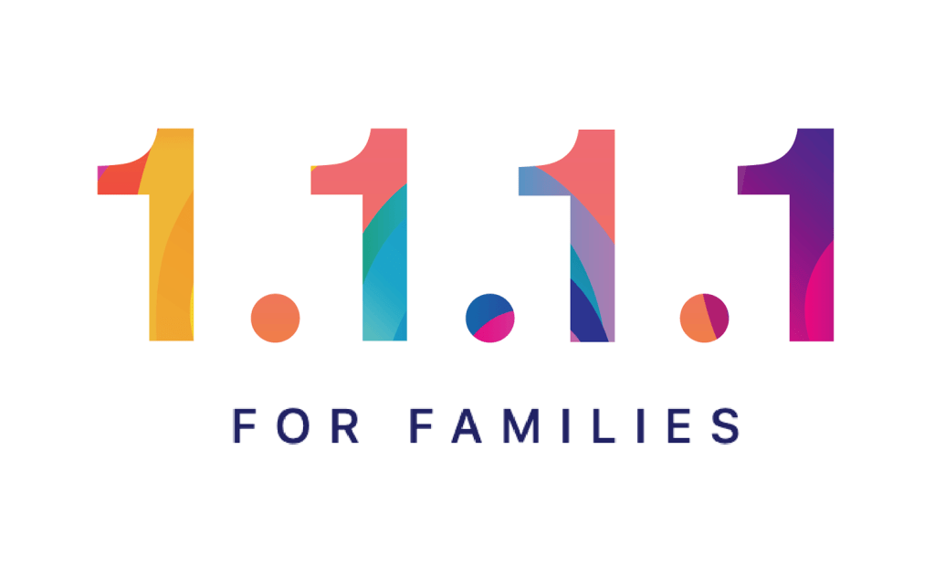 1.1.1.1 for Families (Cloudflare)