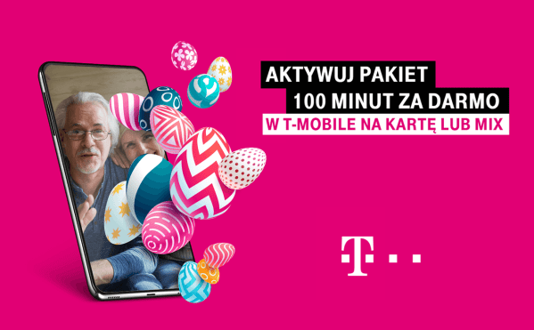Darmowe minuty na Wielkanoc w T-Mobile