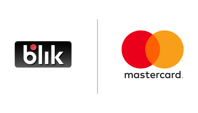 BLIK i Mastercard (logo)