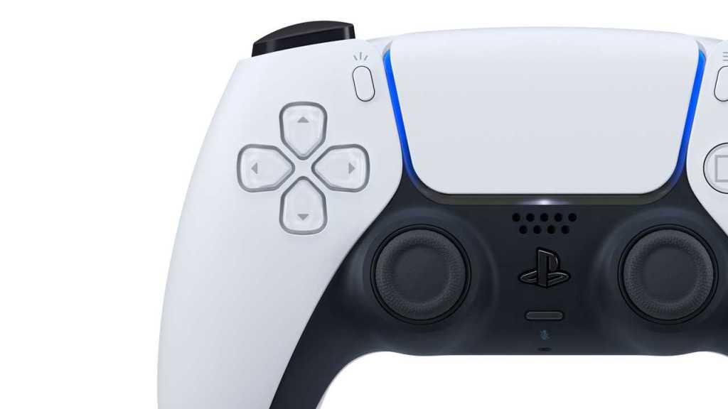 Sony DualSense PS5 (zbliżenie)