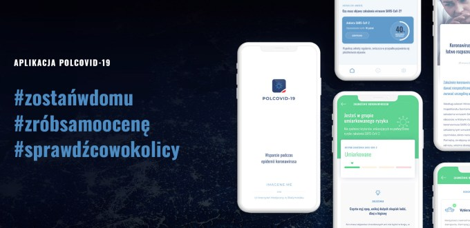 Aplikacja POLCOVID-19