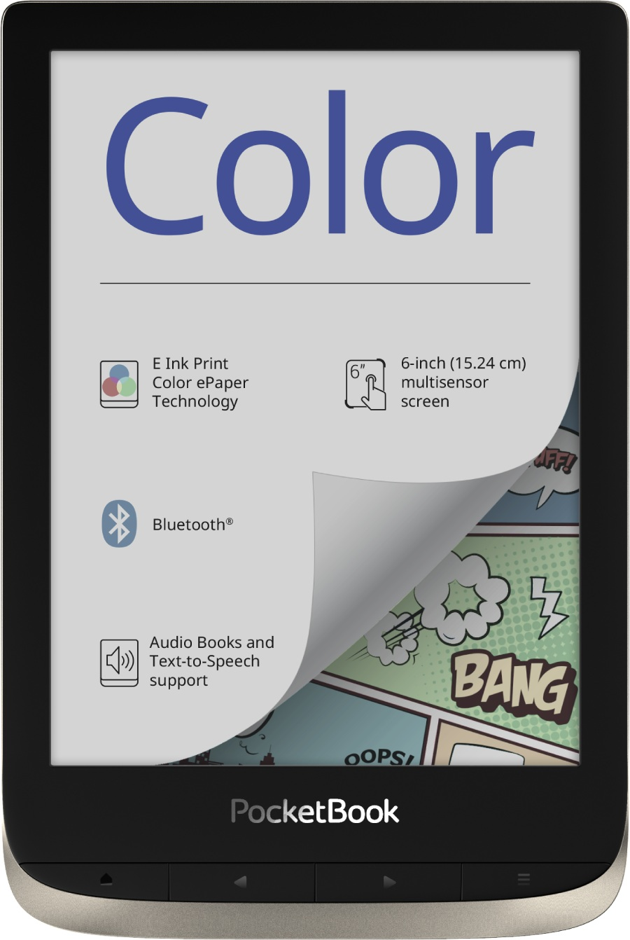 Czytnik PocketBook Color