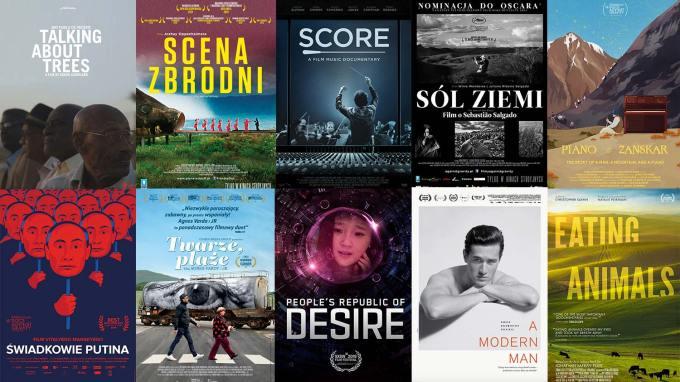 Plakaty wybranych filmów z DOCS AGAINST GRAVITY (cz. 2)