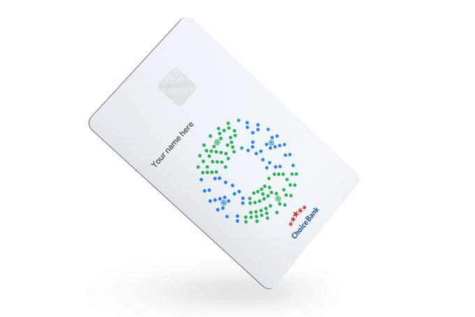 Karta Google Card (projekt)