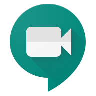 Ikona Google Meet