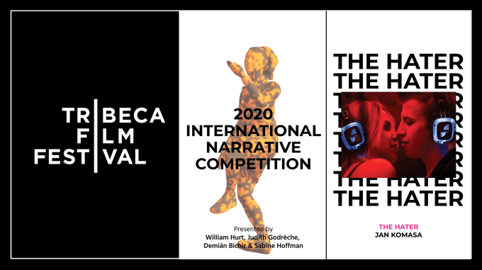 """""""Sala samobójców. Hejter"""" Jan Komasa – zwycięzca w Tribeca Fim Festival 2020"""