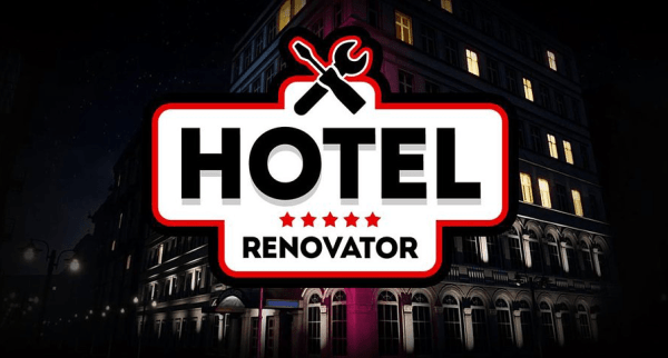 "Polska gra ""Hotel Renovator"" w Global Top Wishlist na Steamie"