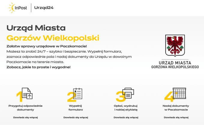 Urząd24 InPost (Gorzów Wielkopolski)