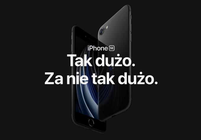 iPhone SE 2 - tak dużo, za tak niewiele!