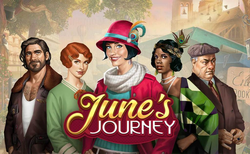 June's Journey - logiczna gra mobilna