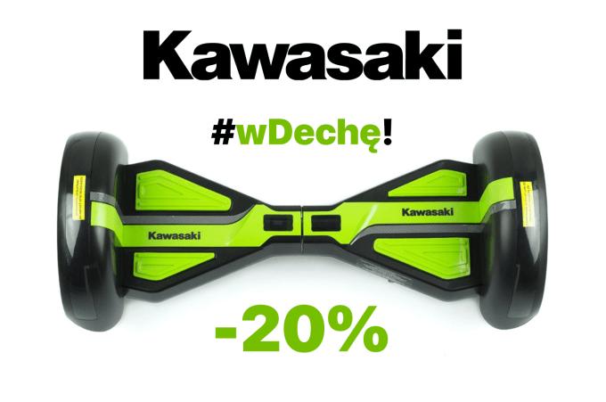 Kawasaki #wDechę -20%