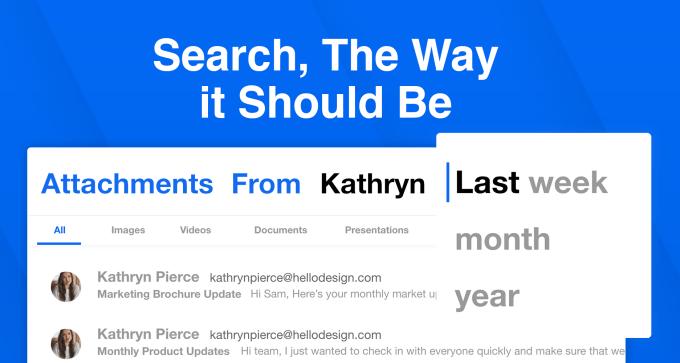 Wyszukiwarka w usłudze OnMail