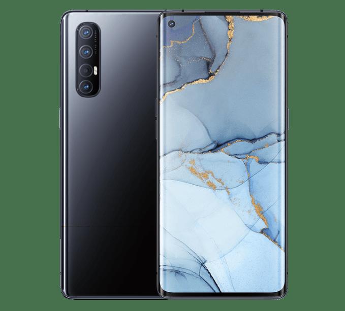 OPPO Reno3 Pro (smartfon w kolorze czarnym)