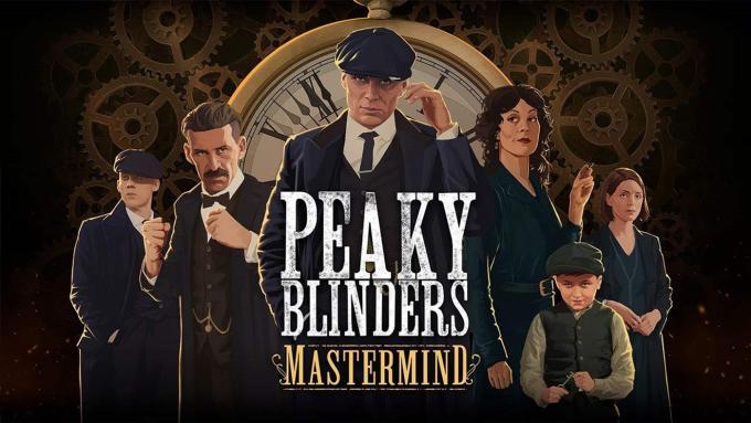 Peaky Blinders: Mastermind - gra na podstawie serialu