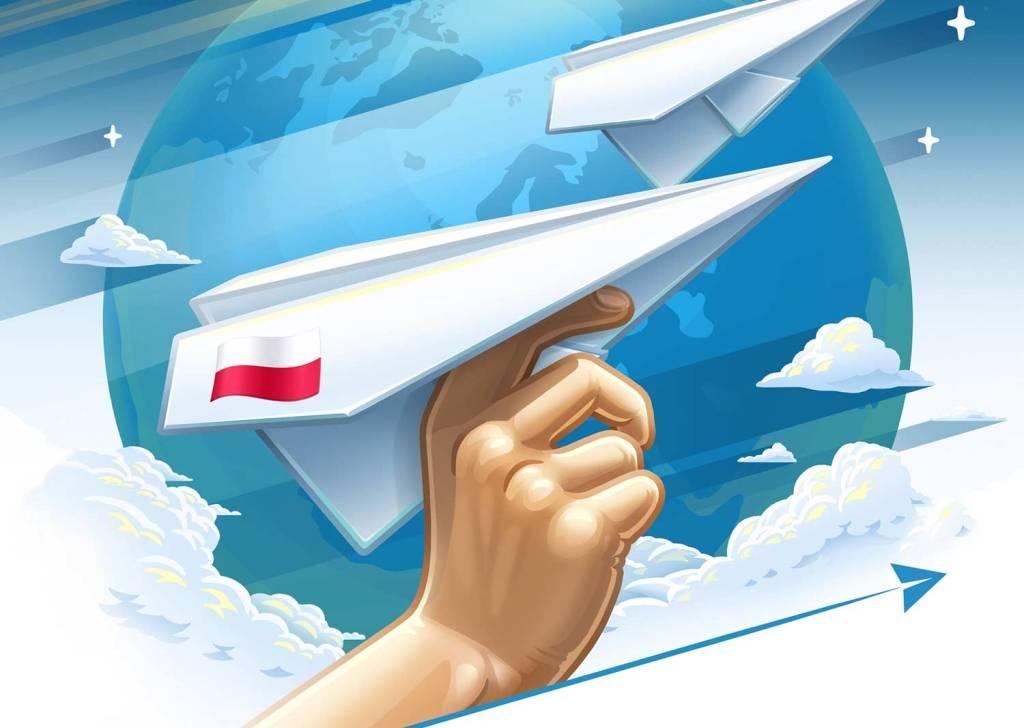 "Komunikator ""Telegram oficjalnie"" po polsku"