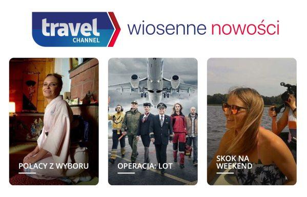Wiosenne nowości w Travel Channel (kwiecień 2020)