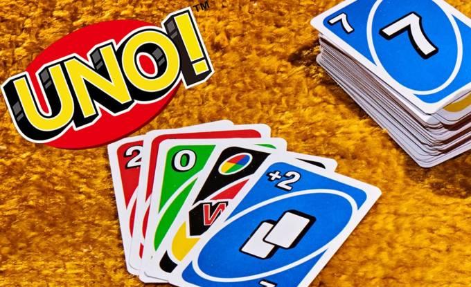 Mobilna wersja gry karcianej UNO!