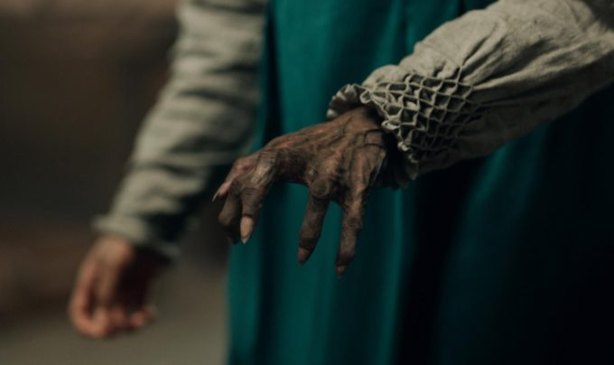 Szpon w technice VFX z serialu The Witcher (Platige Image)
